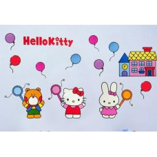 Seinakleebis - Hello Kitty